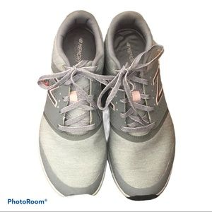 New Balance Size 7.5 Grey Sneakers